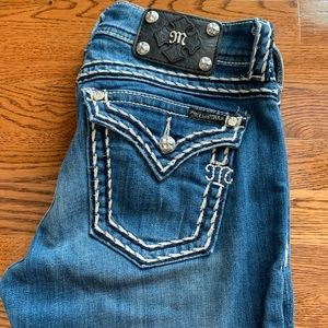 Miss Me Bootcut Jeans Size 29